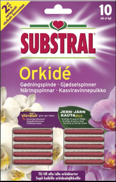 Substral Orkidé Kasviravinnepuikko