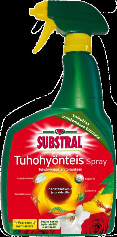 Substral Tuhohyönteisspray