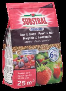 Substral Osmocote marjoille ja hedelmille