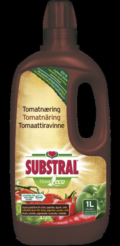 Substral Think Eco Tomaattiravinne